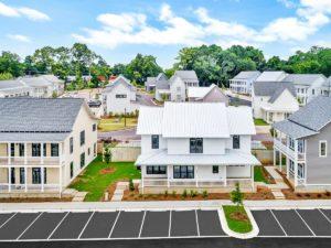 Aerial Avenue Auburn